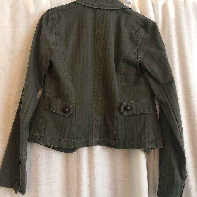 So Real So Right olive green Blazer Image 1