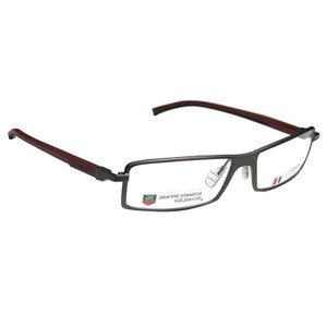 TAG Heuer TH0802 006 Rectangular Style Unisex Eyeglasses