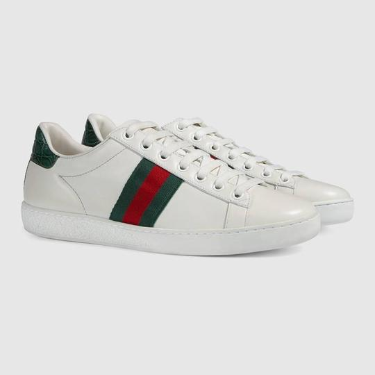 Gucci Ace Sneakers 40.5 Athletic Image 1