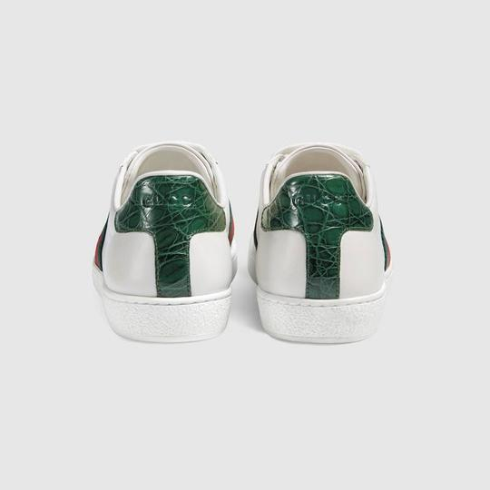 Gucci Ace Sneakers 40.5 Athletic Image 4
