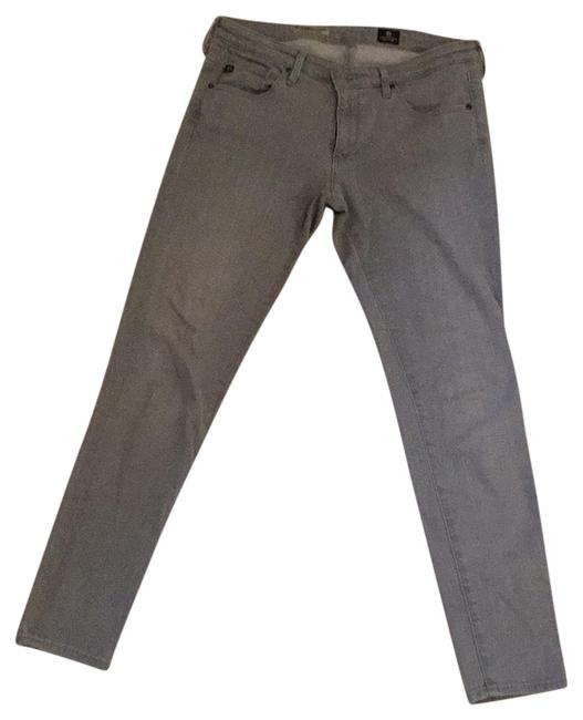 Item - Gray Jeans Pants Size 8 (M, 29, 30)