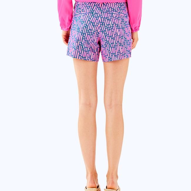 Lilly Pulitzer Mini/Short Shorts Pink Image 3
