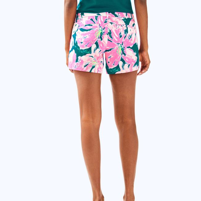 Lilly Pulitzer Mini/Short Shorts Pink Image 7