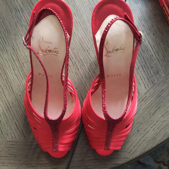 Christian Louboutin Red Formal Image 2