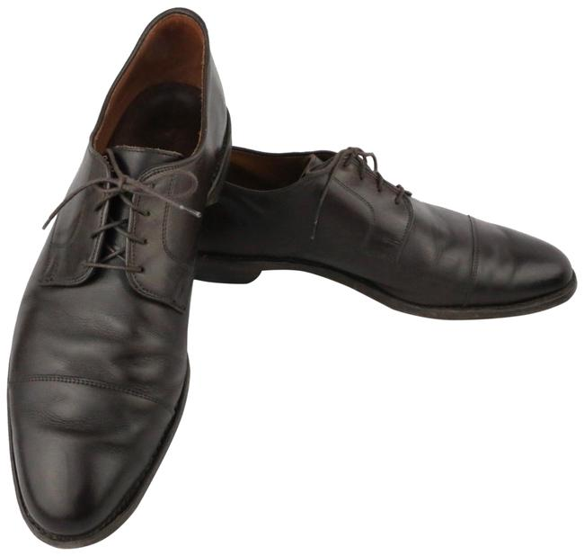 Item - Brown Riverside Men's Leather Cap Toe Oxfords Flats Size US 15 Regular (M, B)