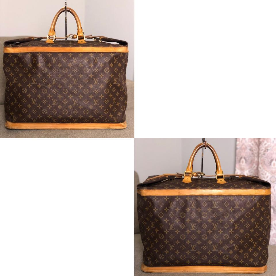 top-rated real casual shoes fashionablestyle Louis Vuitton Duffle Mono Cruise 50 Weekend/Travel Bag