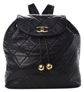 7a0729876fedb6 Chanel Backpacks - Up to 90% off at Tradesy