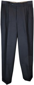 Givenchy Men's 30r Monsieur Trouser Pants Navy Blue
