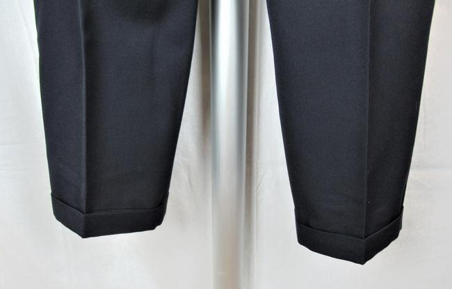 Givenchy Men's 30r Monsieur Trouser Pants Navy Blue Image 2