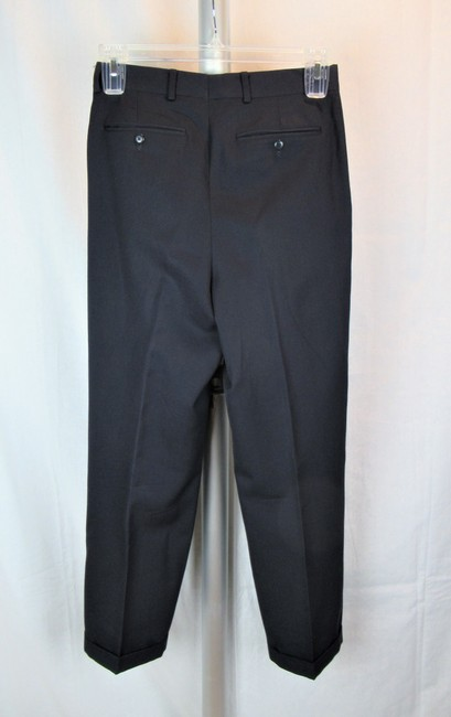 Givenchy Men's 30r Monsieur Trouser Pants Navy Blue Image 3