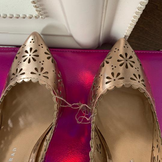 LC Lauren Conrad rose gold Pumps Image 3