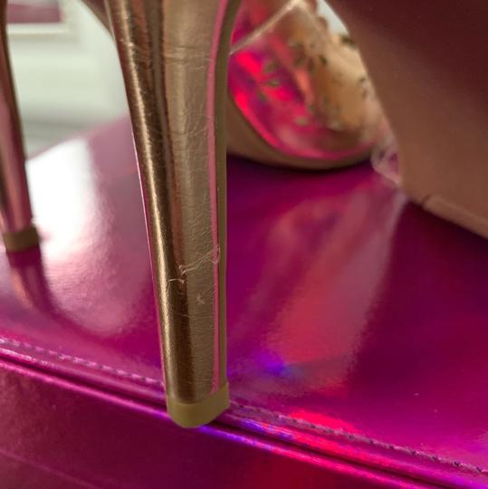 LC Lauren Conrad rose gold Pumps Image 6