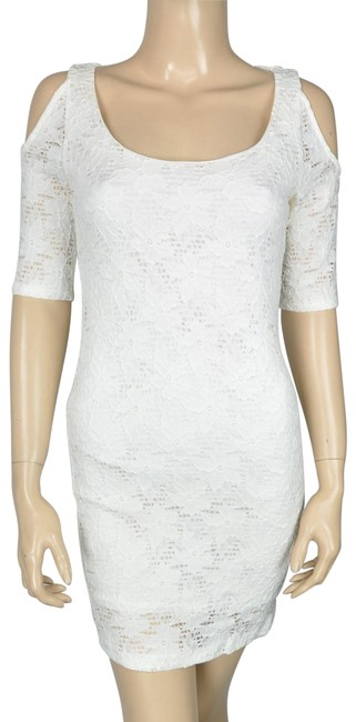 Preload https://img-static.tradesy.com/item/24579991/white-lace-floral-cut-out-shoulder-bodycon-short-cocktail-dress-size-8-m-0-1-650-650.jpg