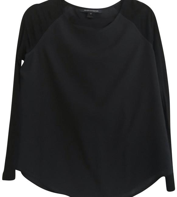 Preload https://img-static.tradesy.com/item/24580026/french-connection-color-block-blouse-size-4-s-0-1-650-650.jpg