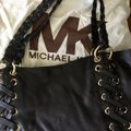 Michael Kors Tote in Dark Brown Image 1