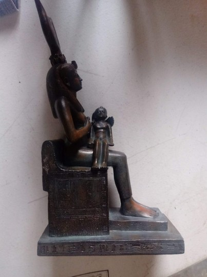 Other Egyptian staute Image 1