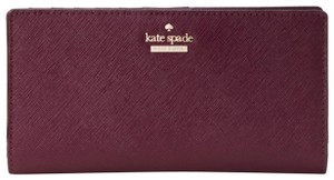 Kate Spade Large Stacy Cameron Street Wallet