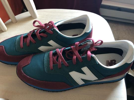 New Balance for J.Crew Multicolor Athletic Image 1