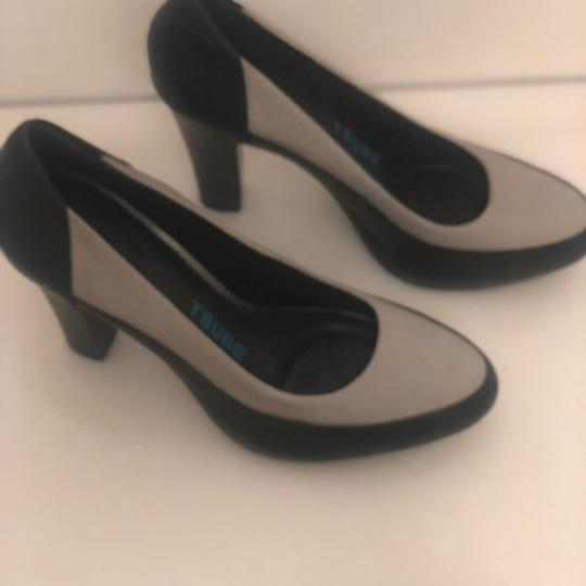 Tsubo Grey/Black Platforms Image 11