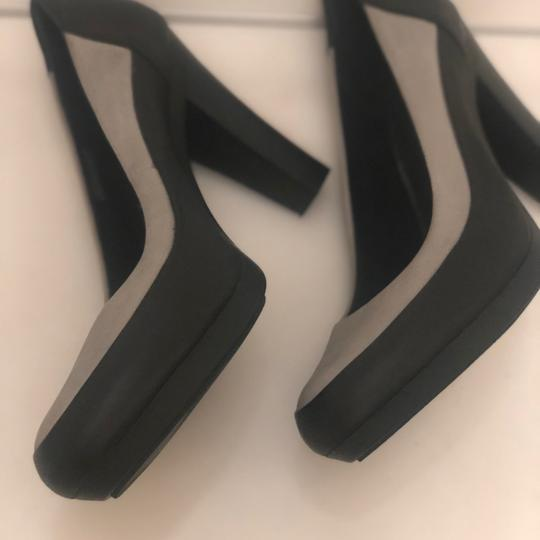 Tsubo Grey/Black Platforms Image 6