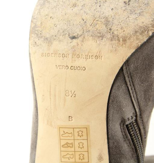 Sigerson Morrison Grey Boots