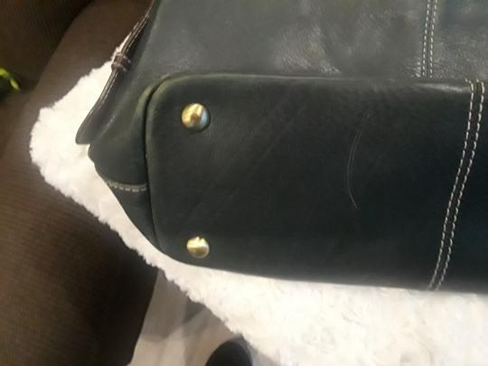 Fossil Satchel in Green Image 2