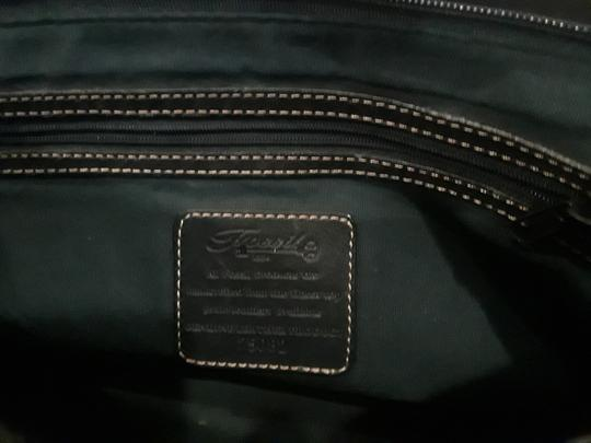 Fossil Satchel in Green Image 3