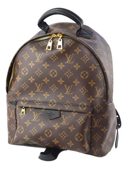 Preload https://img-static.tradesy.com/item/24580747/louis-vuitton-palm-springs-monogram-brown-and-black-coated-canvas-backpack-0-0-540-540.jpg