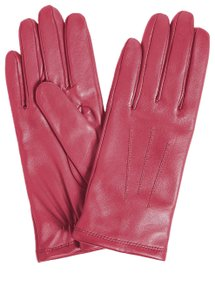 Marks & Spencer Stitch Detail Leather Gloves