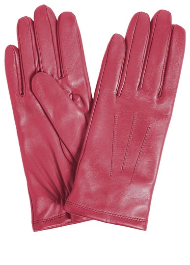 Preload https://img-static.tradesy.com/item/24580767/marks-and-spencer-pink-stitch-detail-leather-gloves-0-1-540-540.jpg