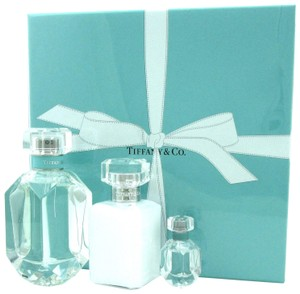 Tiffany & Co. Tiffany by Tiffany & Co Set: EDP 2.5oz Spr & 5ml. Spl +3.4B/L. New