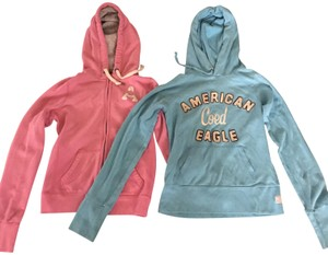 Abercrombie & Fitch Armerican eagle size xs Abercrombie blue size sx