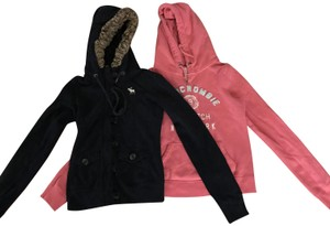 Abercrombie & Fitch Abercrombie black / pink size s