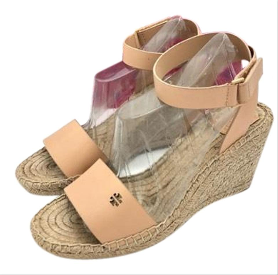 d4fb6050a16 Tory Burch Bima 2 90mm Wedge Espadrille Sandals Size US 10 Regular ...