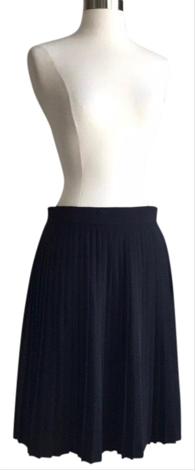 31b55e2503 American Apparel Black Accordion Skirt Size 8 (M, 29, 30) - Tradesy
