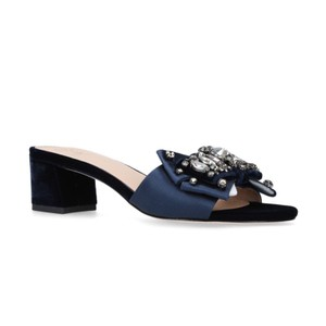 bd05ec0b164c Blue Tory Burch Mules   Clogs - Up to 90% off at Tradesy