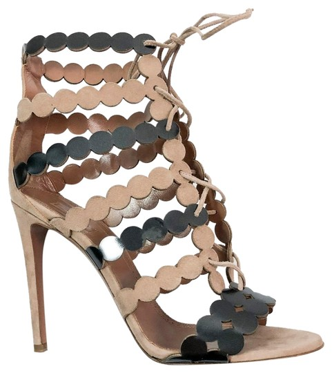 Preload https://img-static.tradesy.com/item/24584025/alaia-nude-lace-up-circle-cage-sandals-size-eu-39-approx-us-9-regular-m-b-0-1-540-540.jpg