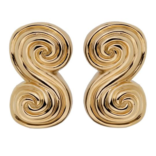 Preload https://img-static.tradesy.com/item/24584075/tiffany-and-co-yellow-co-scroll-gold-clip-on-earrings-0-1-540-540.jpg