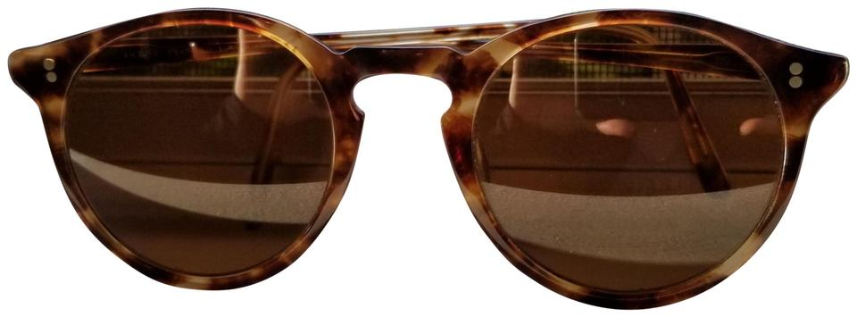 a80ab53986 Oliver Peoples Tortoise Brown Vintage O malley Frames Similar To The Row  Frames Sunglasses