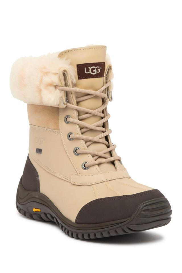 029f35e65aa UGG Australia Sand Adirondack Ii Leather Snow Boots/Booties Size US 10  Regular (M, B) 19% off retail