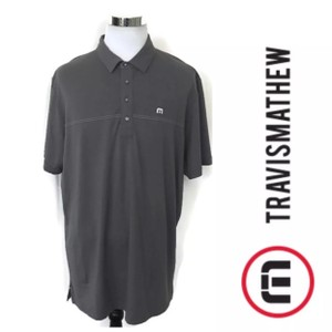 Gray Men's Polo Golf Shirt