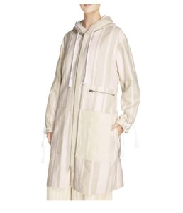 Acne Studios Jacket Parka Designer Trench Coat