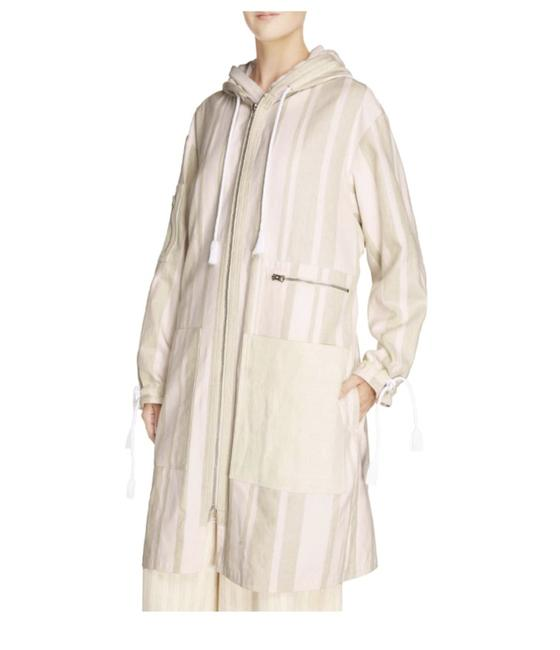 Preload https://img-static.tradesy.com/item/24584579/acne-studios-beige-and-pink-new-2018-april-stripe-parka-coat-size-4-s-0-0-650-650.jpg