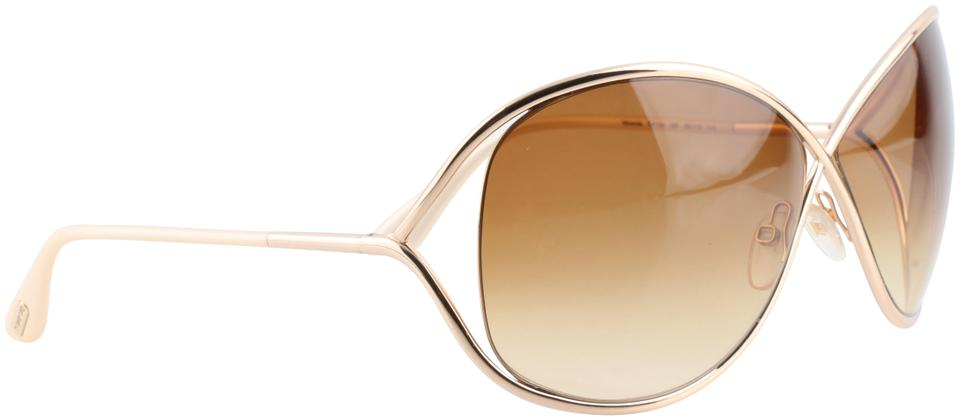 c365010518 Tom Ford Tom Ford FT0130 Miranda Sunglasses Image 0 ...