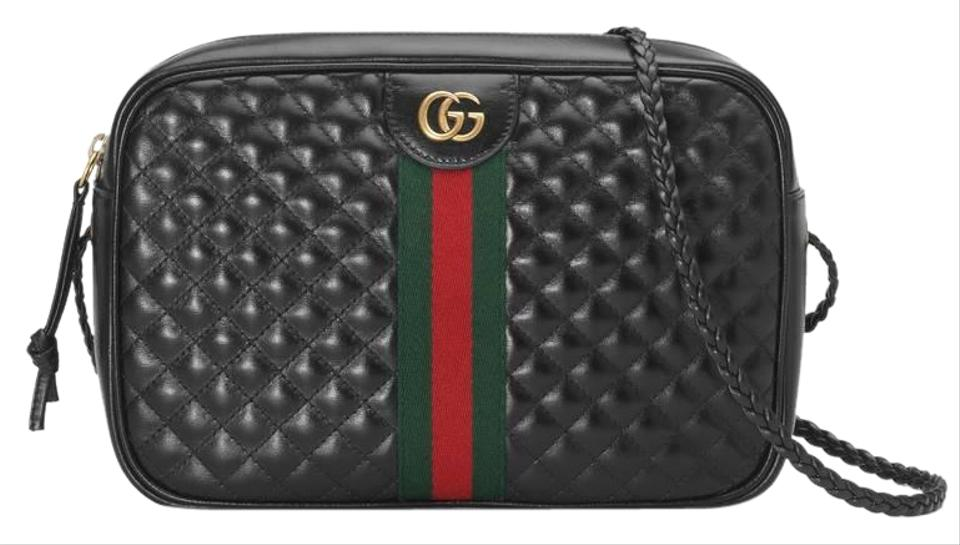 f92012ac03 Gucci Quilted Leather Small Shoulder Bag - Tradesy