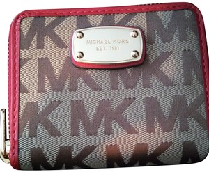 Michael Kors Michael Kors coin zipper wallet