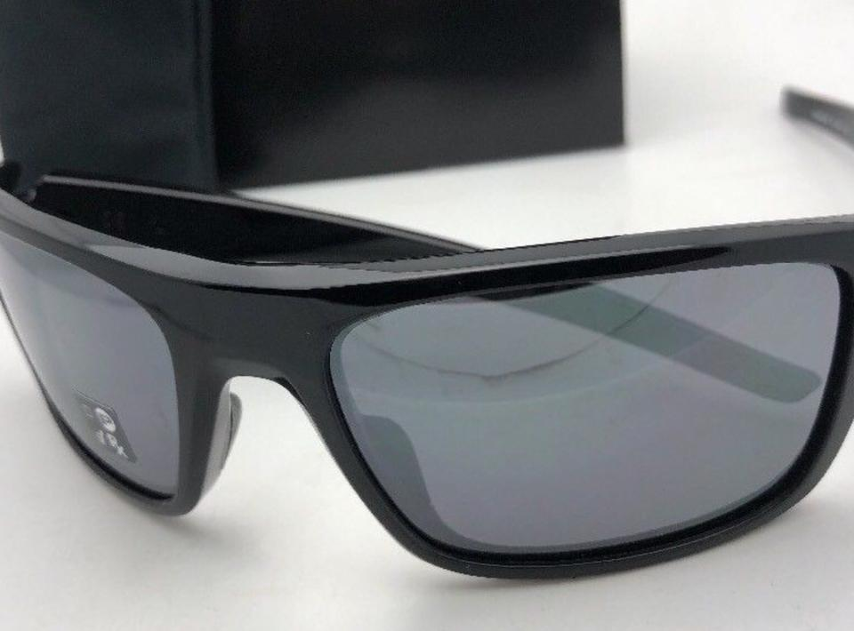 0755f36688 Oakley New OAKLEY Sunglasses DROP POINT OO9367-0260 Black w  Black Iridium.  123456789
