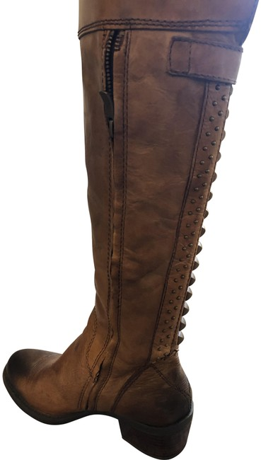 Item - Brown Over The Knee Boots/Booties Size US 6.5 Regular (M, B)