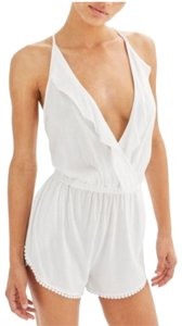 Topshop cover up romper