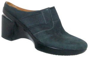 Cole Haan Leather black Mules